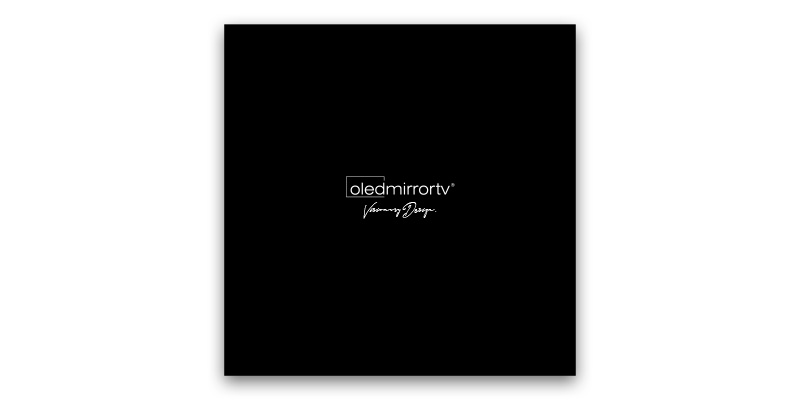 Oled Mirror TV Brochure Cover